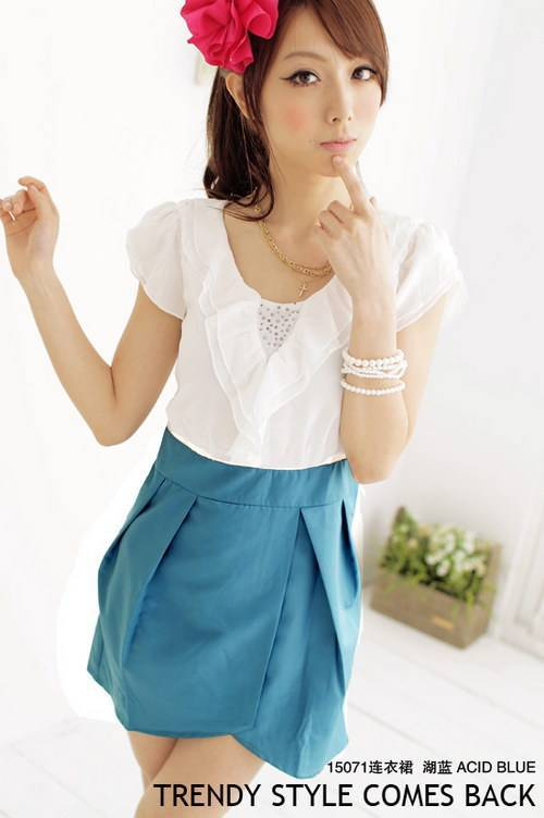 Korean Fashion Store is dedicated to bringing the latest authentic Korean clothing available in South Korea. Updated on a daily basis, with the latest Korean fashion clothing styles. Shop here and always be up-to-date with Korean fashion styles.