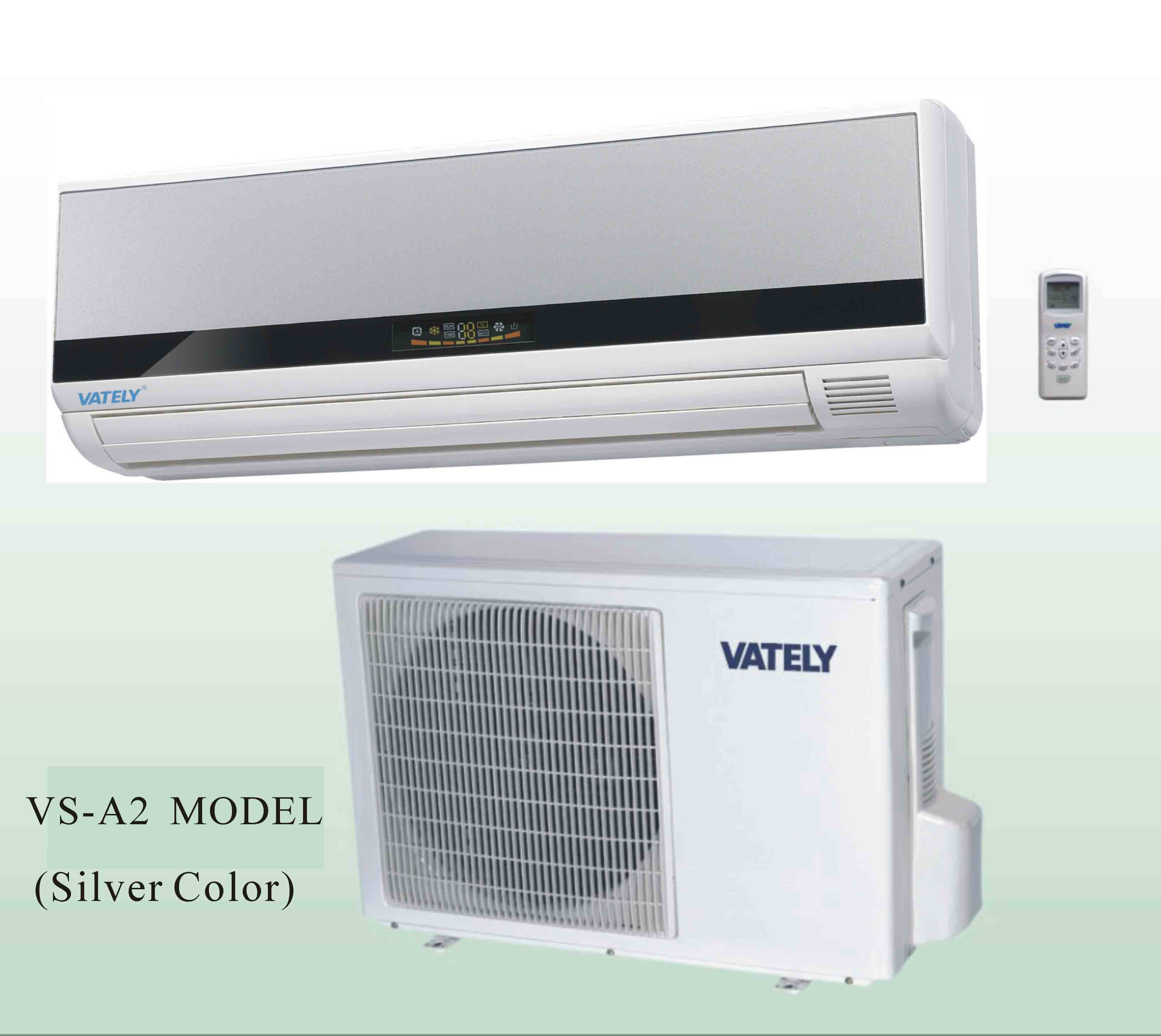 Wall mounted split type air conditioner #454C5A