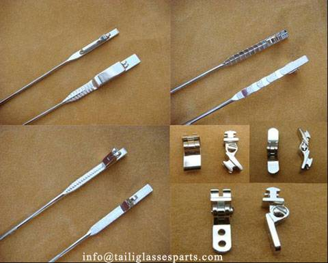 Rimless Glasses Repair Parts : SPARE PARTS EYEGLASS FRAMES - EYEGLASSES